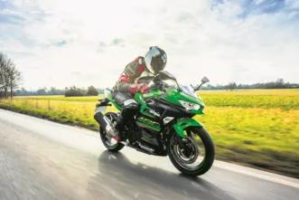 Ninja 400 Performance